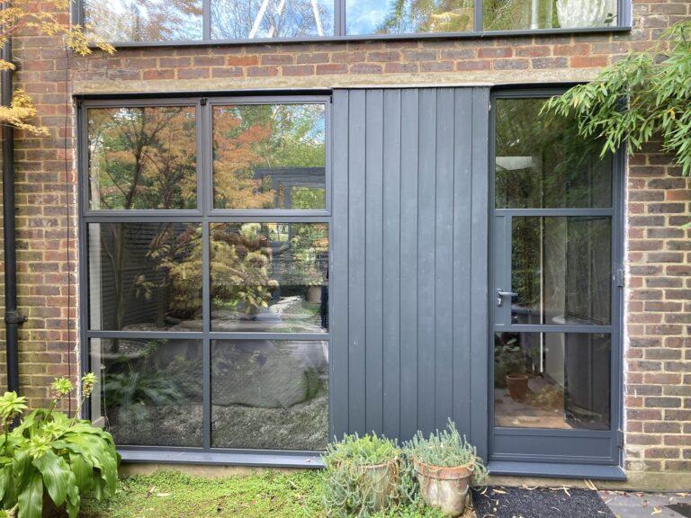 W40 steel windows and doors
